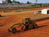 Volunteer Speedway - Owner Joe Loven On Grader (2)