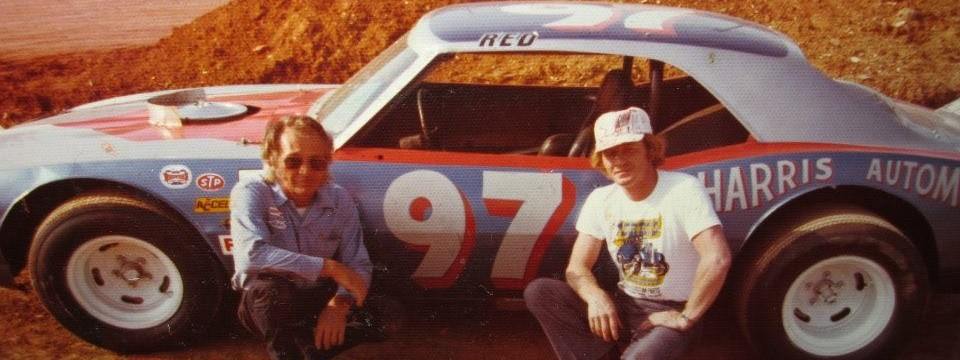 Dewey (Red) Ledford - Robert Hickey (Volunteer Speedway)