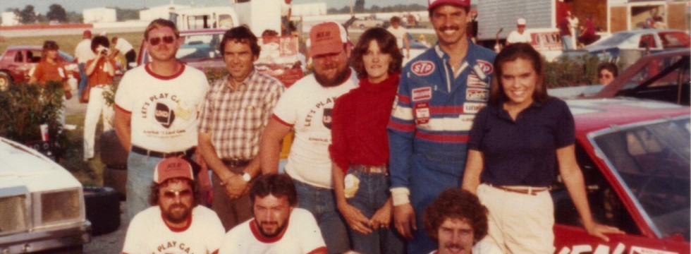 (August 1982) Kyle Petty - Joe Loven Racing Gang @ Indianapolis Raceway Park