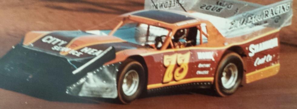 Danny Burks No. 73