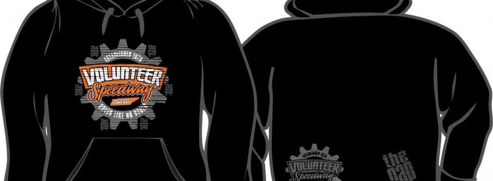 Volunteer Speedway 2015 hoodie