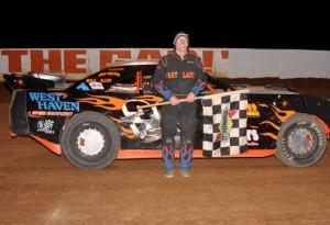 (4-4-15) Chris Rickett #36 - Morristown, TN