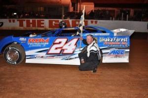 (4-4-15) Tim Byrd #24 - Jonesborough, TN