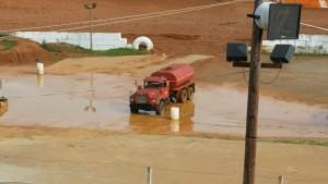 (7-18-15) Volunteer Speedway - Infield Water