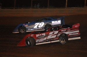 (5-28-16) Dennis Franklin #2 - Ross Bailes #79 (Volunteer Speedway)