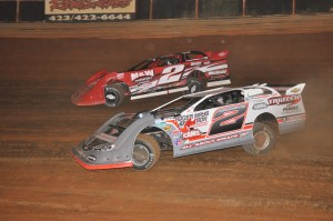 (5-28-16) Justin Williams #2w - Dennis Franklin #2 (Volunteer Speedway)