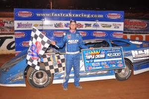 (5-28-16) Ross Bailes - Clover, SC (Volunteer Speedway)