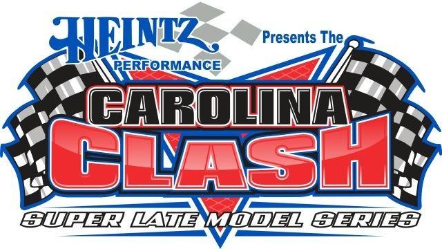 Carolina Clash Super Late Model Series - 2016 Logo