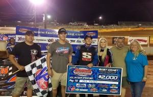 (9-2-16) Cla Knight - Fastrak Racing Series - Volunteer Speedway